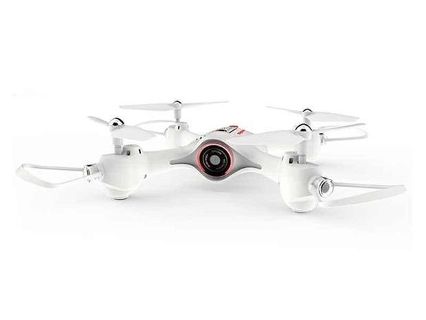 Quad-kopteri SYMA X23W 2.4 G 4-kanavainen Gyro + kamera (valkoinen), RadioControlledHelicopters