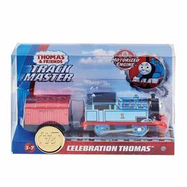 Thomas & Friends / Thomas Tåget TrackMaster CELEBRATION METALLIC