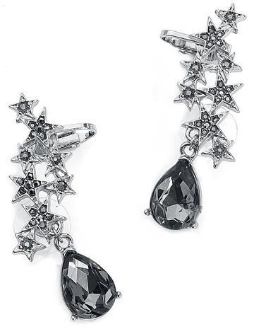 Wildkitten® - Star Earrings - Nappikorvakorusetti - Naiset - Monivärinen
