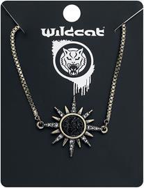 Wildkitten® - Black Sun Bracelet - Rannekoru - Naiset - Kulta