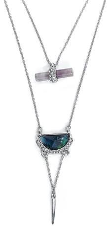 Wildkitten® - Loyalty Necklace - Kaulakoru - Naiset - Hopeanvärinen