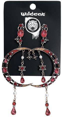 Wildkitten® - Moon Eclipse Earrings - Nappikorvakorusetti - Naiset - Monivärinen