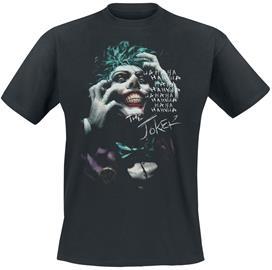 Batman - The Joker - Laughing - T-paita - Miehet - Musta
