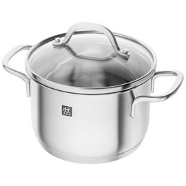 Zwilling Pico Pot With Glass Lid High 1,5 L/ä˜14 cm