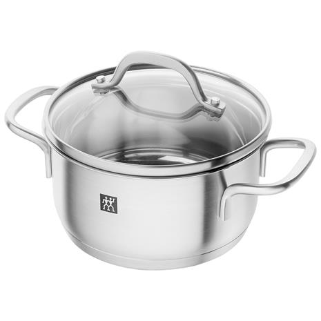Zwilling Pico Pot With Glass Lid 1 L/ä˜14 cm