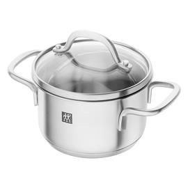 Zwilling Pico Pot With Glass Lid 0,8 L/ä˜12 cm