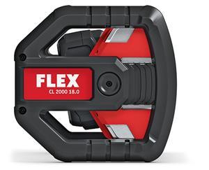 Akkuvalaisin Flex 472921; 1200/2000 lm; 18 V; (ilman akkua ja laturia)