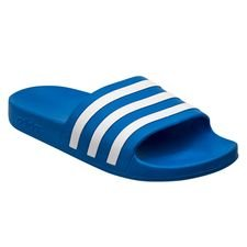adidas adilette Aqua Suihkusandaalit - Sininen/Valkoinen
