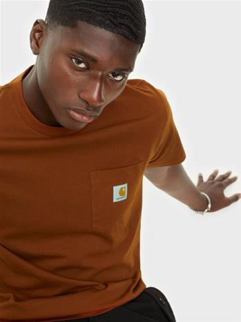 Carhartt WIP S/S Pocket T-Shirt T-paidat ja topit Brand