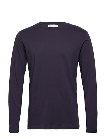 By Garment Makers The Tee Ls T-shirts Long-sleeved Liila By Garment Makers NAVY