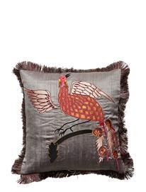 DAY Home Day Bird Of Paradise Cushion Cover Tumberic Pussilakana Harmaa DAY Home GREY/PINK