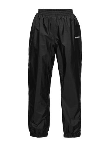 Tretorn Breeze Pants Kids Outerwear Shell Clothing Shell Pants Musta Tretorn 011/JET BLACK
