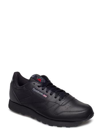 Reebok Classics Cl Lthr Matalavartiset Sneakerit Tennarit Musta Reebok Classics BLACK