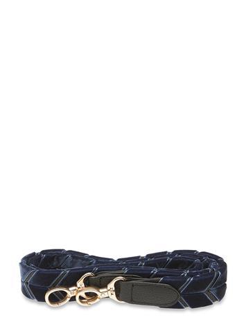 BECKSä–NDERGAARD Dream Strap Bags Bag Straps Sininen BECKSä–NDERGAARD BLUE NIGHTS
