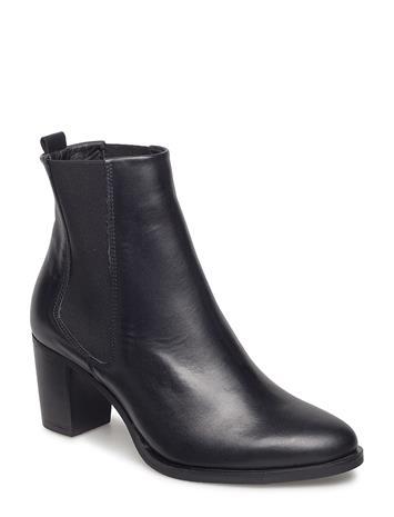 Royal RepubliQ Stellar Chelsea Shoes Boots Ankle Boots Ankle Boots With Heel Musta Royal RepubliQ BLACK