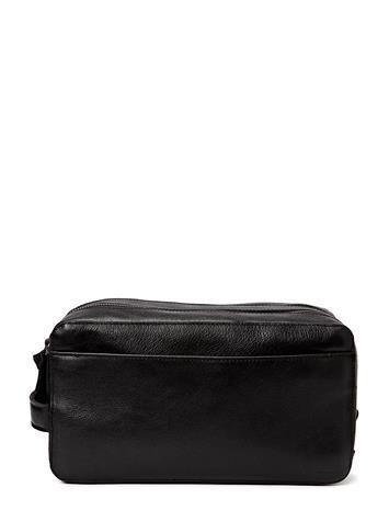 Royal RepubliQ Gemin Toilet Bag Toilettilaukut Musta Royal RepubliQ BLACK