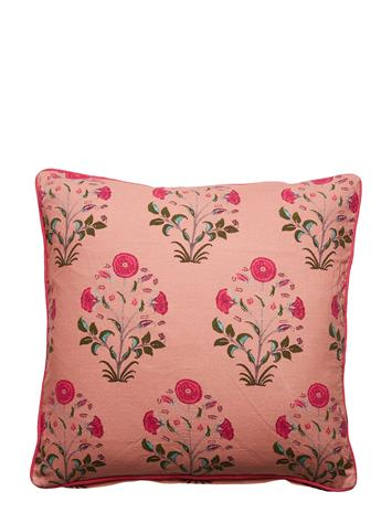 DAY Home Day Samode Rose Printed Cushion Cover Pussilakana Vaaleanpunainen DAY Home CITY PINK