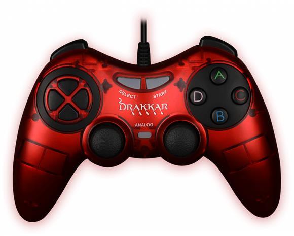 Konix Drakkar Blood Axe, PC -peliohjain