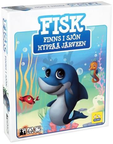 Fisk - Hyppää Järveen, Peli (SE/FI)
