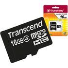 MicroSDHC 16GB, muistikortti