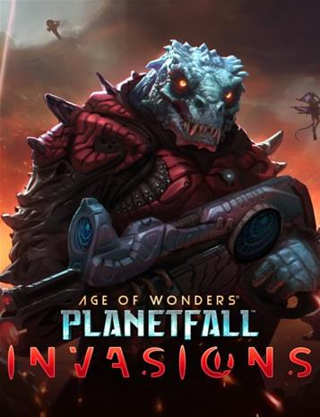 Age of Wonders: Planetfall - Invasions, PC -peli