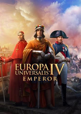 Europa Universalis IV - Emperor, PC-peli