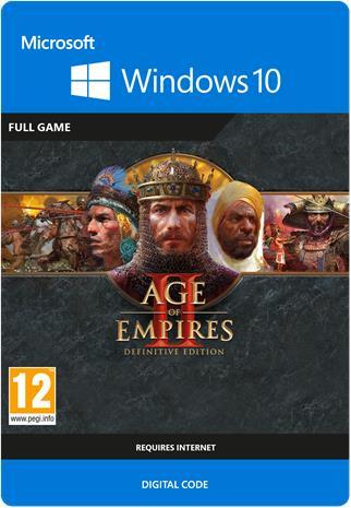 Age of Empires 2 (II) Definitive Edition, PC -peli