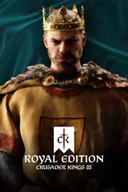 Crusader Kings 3 (III) Royal Edition, PC -peli