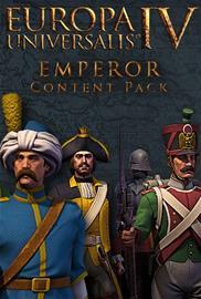 Europa Universalis IV - Emperor Content Pack, PC-peli