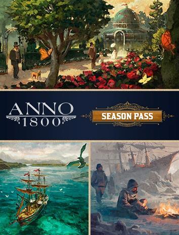 Anno 1800 - Year 1 Pass, PC -peli
