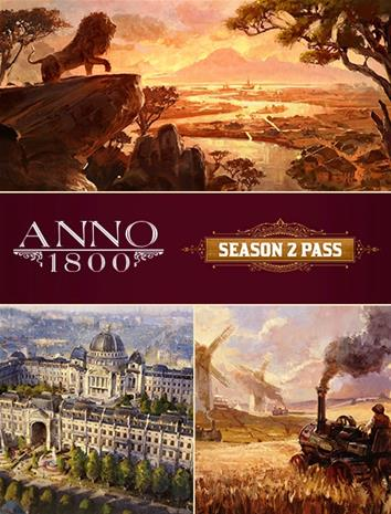 Anno 1800 - Year 2 Pass, PC -peli