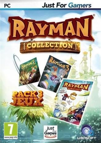 Rayman Collection, PC -peli