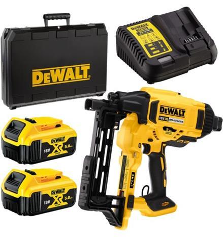 DeWalt DCFS950P2 XR 18V 2x5,0Ah, akkusinkiläpistooli