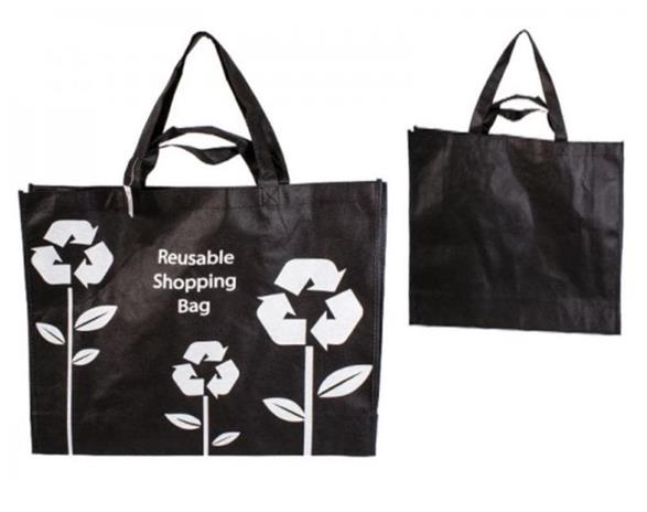Shoppingväska / Bärkasse - Något bra för miljön