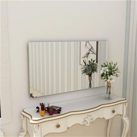 vidaXL Kehyksetön peili 140x60 cm lasi