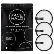 Face Halo The Modern Makeup Remover Original - 3 Pack