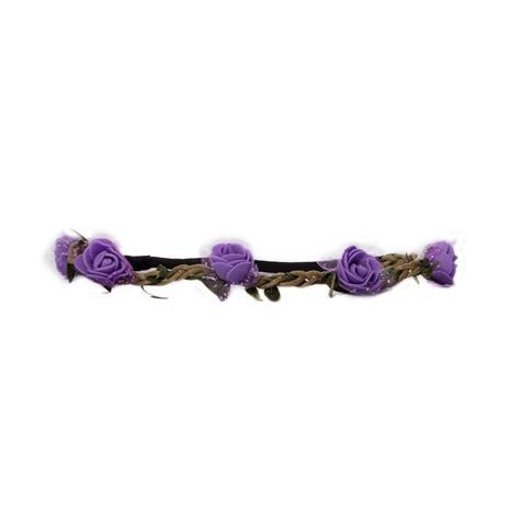 Hairband Blossom - Purple