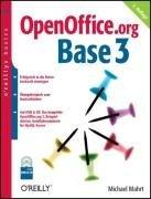 Open Office.org BASE 3.0, kirja