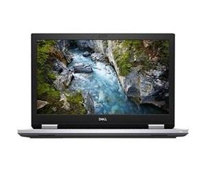 """Dell Precision 7540 8W0K6 (Core i7-9850H, 32 GB, 1000 GB SSD, 15,6"""", Win 10 Pro), kannettava tietokone"""