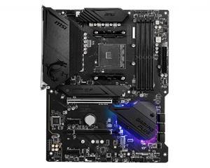 MSI MPG B550 Gaming Plus, emoevy