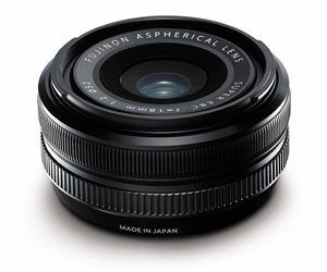 Fujifilm Fujinon XF 18mm F2 R, objektiivi