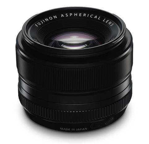 Fujifilm Fujinon XF 35mm F1.4 R, objektiivi
