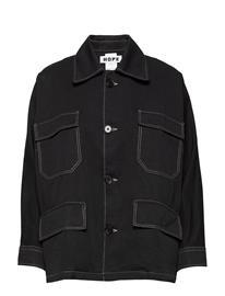 Hope Away Jacket Outerwear Jackets Utility Jackets Musta Hope BLACK