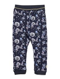 Hust & Claire Thilde - Jogging Trousers Housut Sininen Hust & Claire BLUE NIGHT