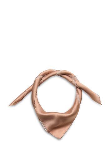 DAY et Day Silk Mini Logo Rotate Scarf Huivi Vaaleanpunainen DAY Et BRUSH BEIGE