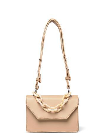Unlimit Unlimit Shoulder Bag Nelly Bags Small Shoulder Bags - Crossbody Bags Beige Unlimit LATTE