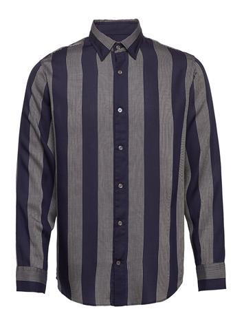 NN07 Errico Shirt 5164 Paita Rento Casual Valkoinen NN07 OFF WHITE STRIPE