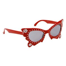 Solglasögon Fjäril - Röd, Toys