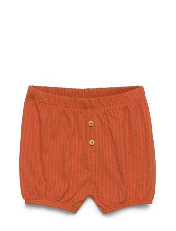 Hust & Claire Hei - Shorts Shortsit Oranssi Hust & Claire SPICY RED, Lastenvaatteet