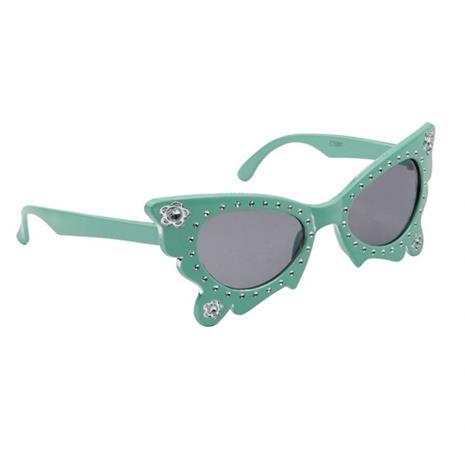Solglasögon Fjäril - Grön, Toys